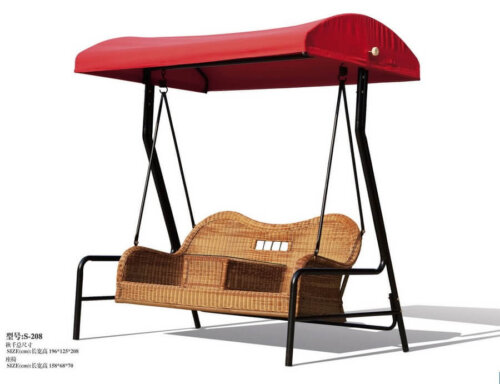 2-Seater-Garden-Swing-Sofa-with-Canopy-and-Stand