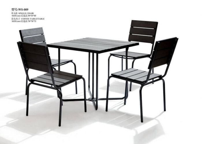 4-Seat-Aluminum-Outdoor-Dining-Set-Furniture