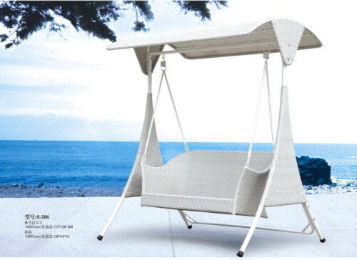 Outdoor-White-Rattan-Swing-Couch-From-China-Supplier