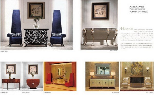 Waiting-Room-Console-Table-and-Chair-Sets