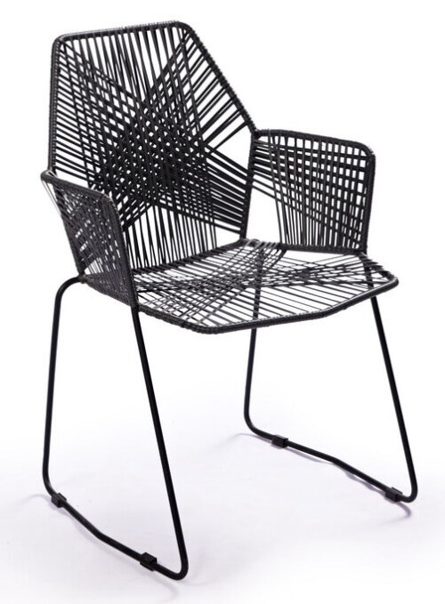 Simple-Rattan-Chair-with-Metal-Frame