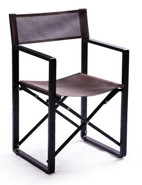 Strong-Aluminum-Outdoor-Chair-with-Mesh-Seat-Back