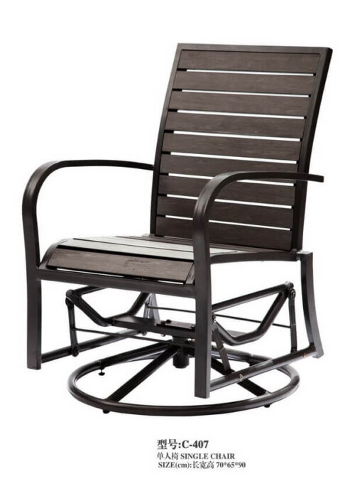 Swivel-Patio-Arm-Chair-with-Teak-Wood-Seat-Back