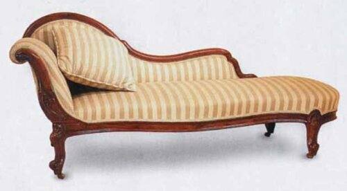 antique_fabric_reclining_indoor_chaise_lounge_chair_wood_hand_carved