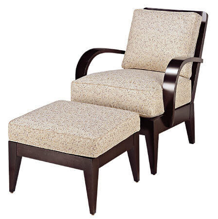 classical_style_bedroom_hotel_lounge_leisure_chair_ottoman_customized_1
