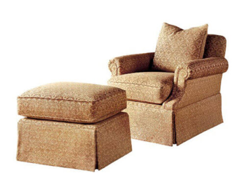 full_solid_base_fabric_leisure_chair_ottoman_natural_timber_wood_with_cushion_1