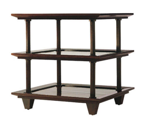 modern_rubber_wood_square_round_coffee_table_three_tiered_oem_odm_2