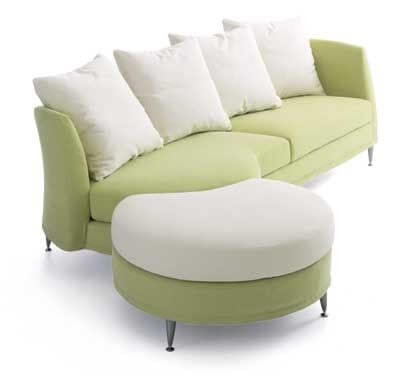 nordic_style_solid_wood_backrest_hotel_room_sofa_upholstered_stainless_steel_frame_1