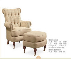 wooden_feet_upholstered_leisure_chair_ottoman_traditional_button_tufted_1