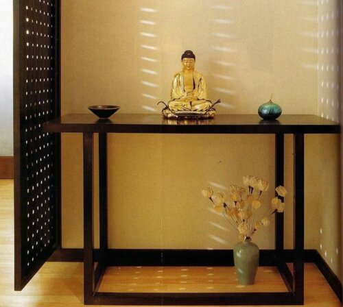 5_star_hotel_lobby_solid_wood_console_table_walnut_veneer_reception_table_1