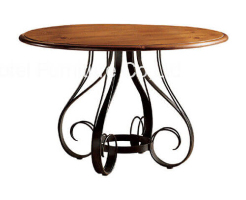 antique_dusky_charcoal_finish_restaurant_dining_tables_set_furniture_upholstery_1