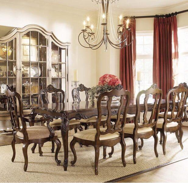 cherry_veneer_restaurant_table_and_chair_sets_with_cushion_walnut_veneer_1