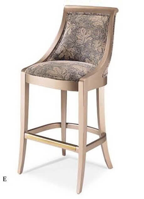 contemporary_hotel_bar_stools_counter_wooden_swivel_bar_stools_with_backs