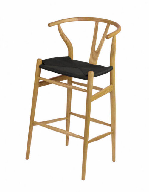 wooden_high_bar_stools_with_arms_upholstery_for_bar_furniture_and_bistro_furniture_2