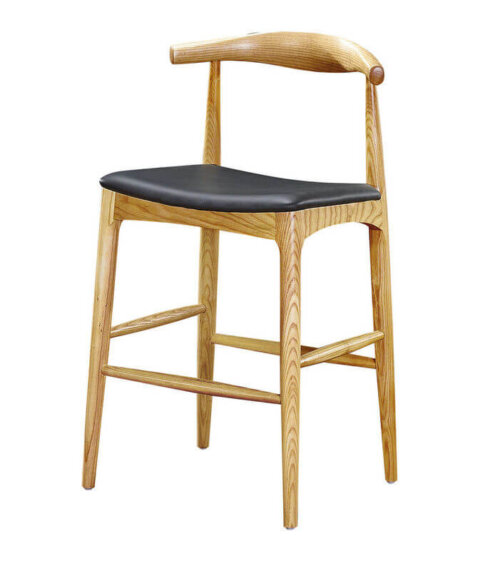 wooden_high_bar_stools_with_arms_upholstery_for_bar_furniture_and_bistro_furniture_3